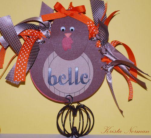 Belle  Krista Norman - Jot it down