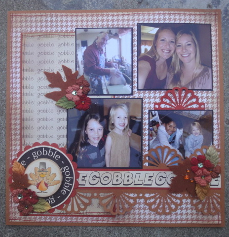 Gobble  Leah Sch  Thanksgiving day