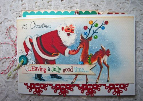 Its Christmas  Lori Hariston -