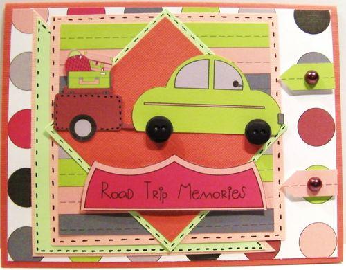 Road Trip Memories - Rhonda Zmikly - Its road trip time again