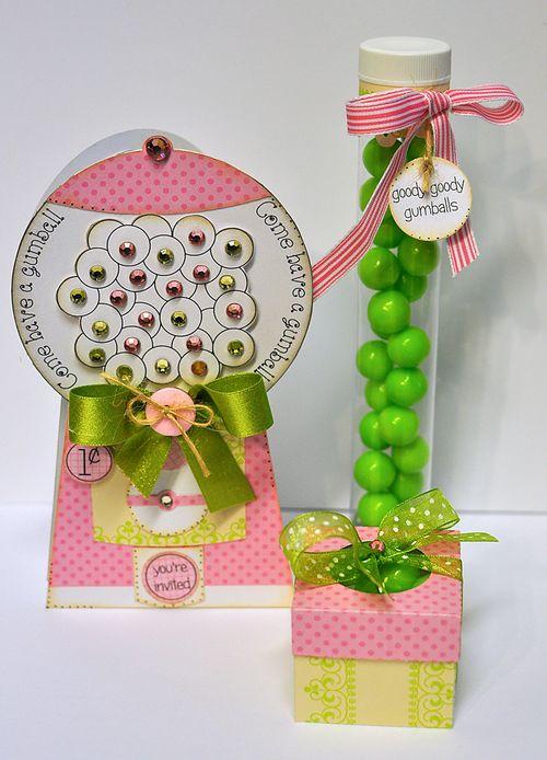 Pinkgum set