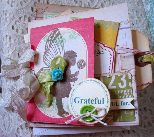 Grateful Book  Lori Hairston - With Graditutde