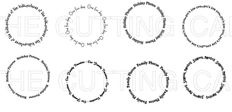 CD CIRCLES