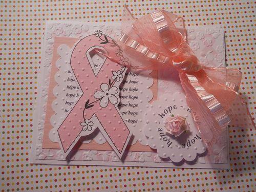 Hope  Carole Lowe Beath - Think Pink