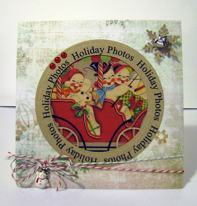 Holiday Photos  DeeDee Campbell - Cd Holder set