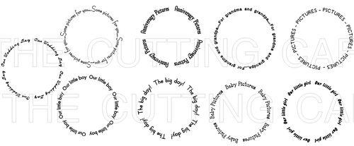 CD CIRCLES 1