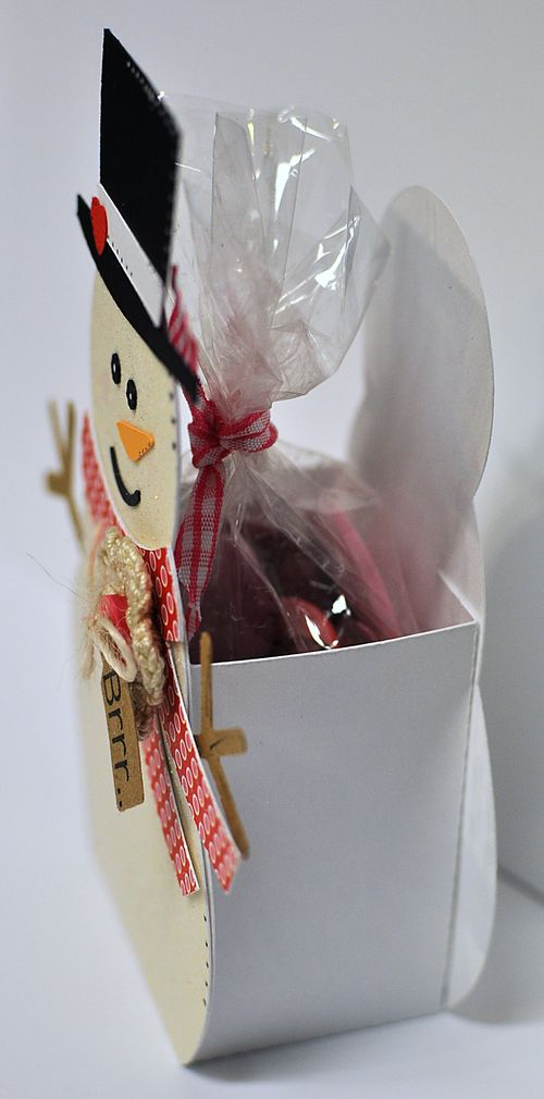 SNOWMAN BOX 1