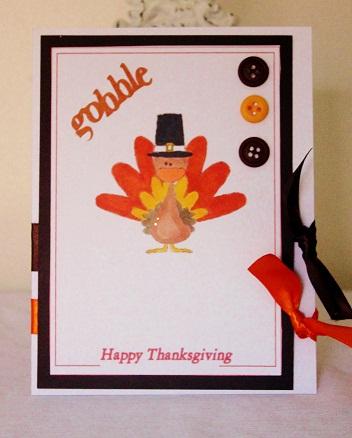 Gobble   Penny Shurberg - Thanksgiving Day