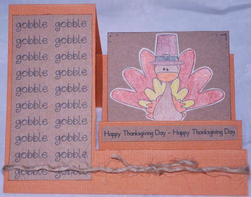 Goggle  Lori Warner - Thanksgiving Day