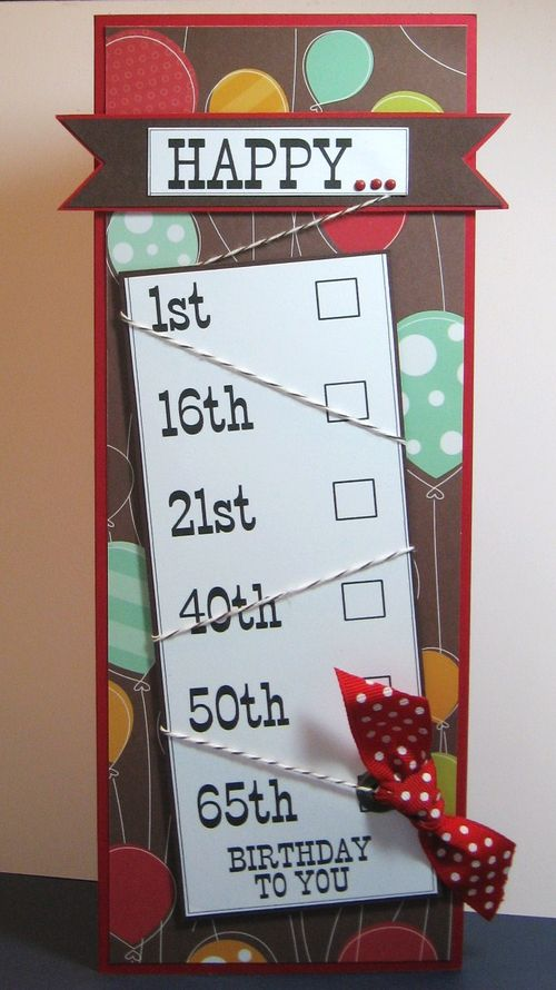 Birthday  Paula Riley - Long sentiment tags