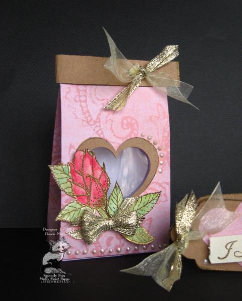 Heart bag  Dawn Mercedes - Heart Bag
