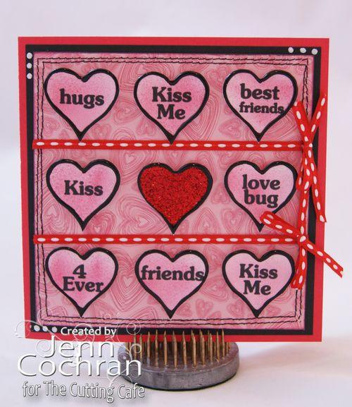 Hearts   Jenn Cochran - All about Valentine's day