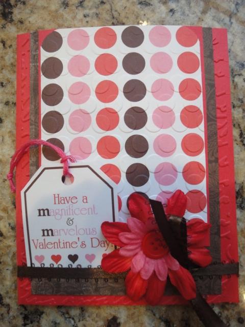Magnificent and marvelous   Leah - m&m candy sentiment set