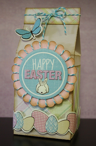 Happy Easter  Carolyn Wolff- Easter Milk Cartons