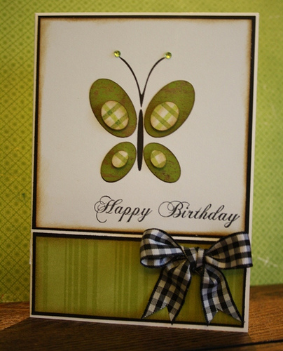 Happy Birthday  Carolyn Wolff - Social Butterfly