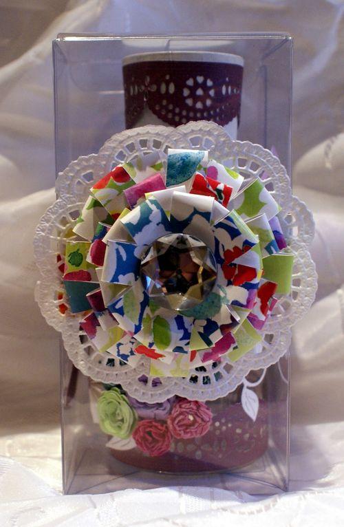 Loopy Loopy - Iris Benkel-Sommer  Loopy Loopy bow - flower