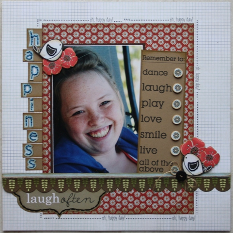 Laugh oftern  Carolyn Wolff - Long sentiment tags