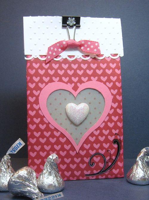 Heart bag  Paula Riley - Heart bag