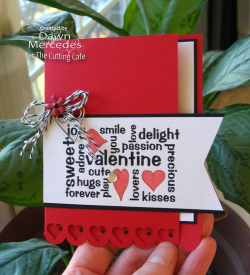 Valentine  Dawn Mercedes - All about valentines day and Assorted heart templates