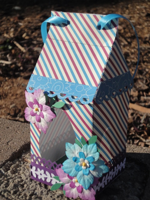 Egg milk carton  Leah - Easter milk cartons