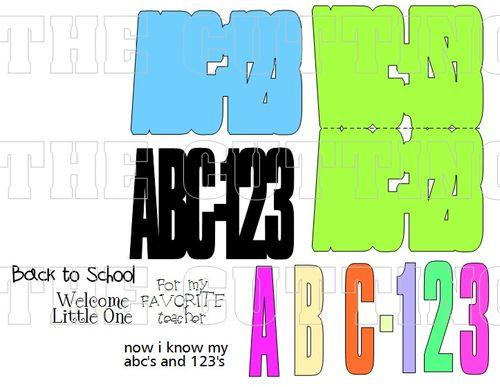 ABC 123
