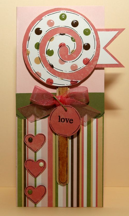 Love Karen Howard - Sweet stuff printable stamp set