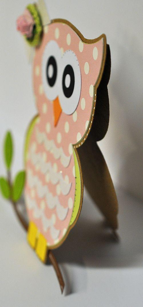 Owl shap 1