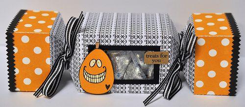 Cracker pumpkin