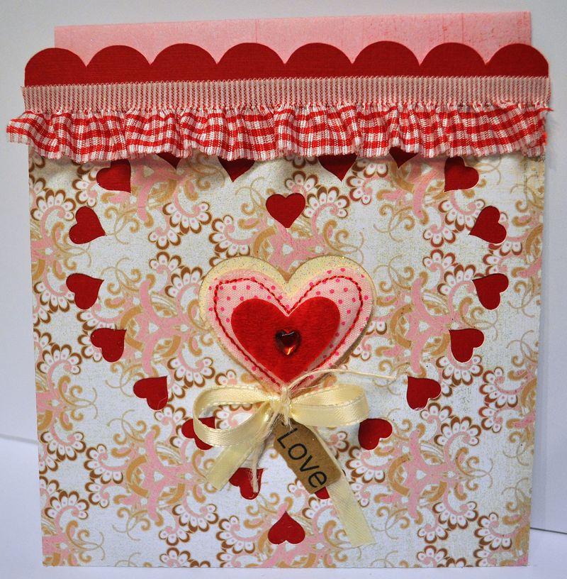 Valentine pocket