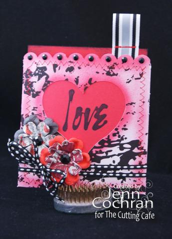 Love  Jenn Cochran - Heart pocket