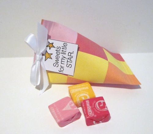 Sweets  Jessica Esch - Starburst candy sentiment set