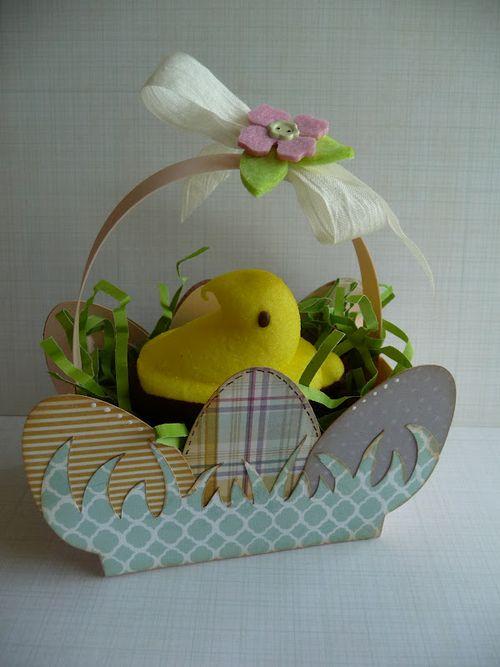 Egg treat box  Jeri Thomas - Egg treat box
