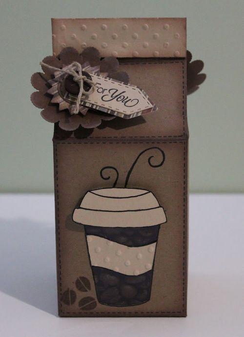 Cindy milk carton