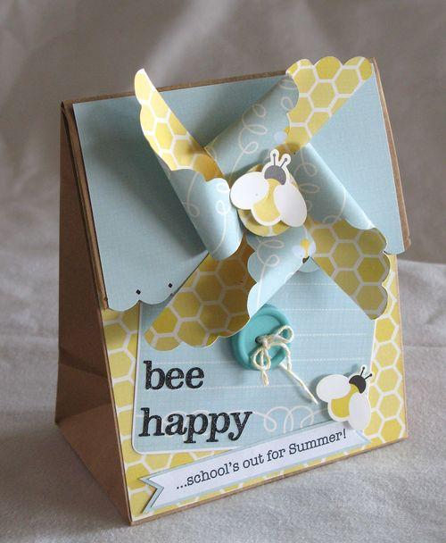 Bee happy   Kerys Sharrock