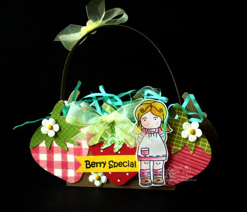 Berry special  Dawn Mercedes  Strawberry Treat box
