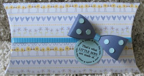 LITTLE BOYS  Kerys Sharrock - Bow tie and ribbon template and All about boys set