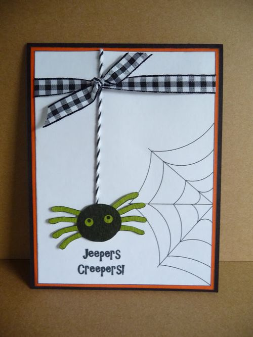 Jeepers Creepers  Jeri Thomas - Spiders and their webs