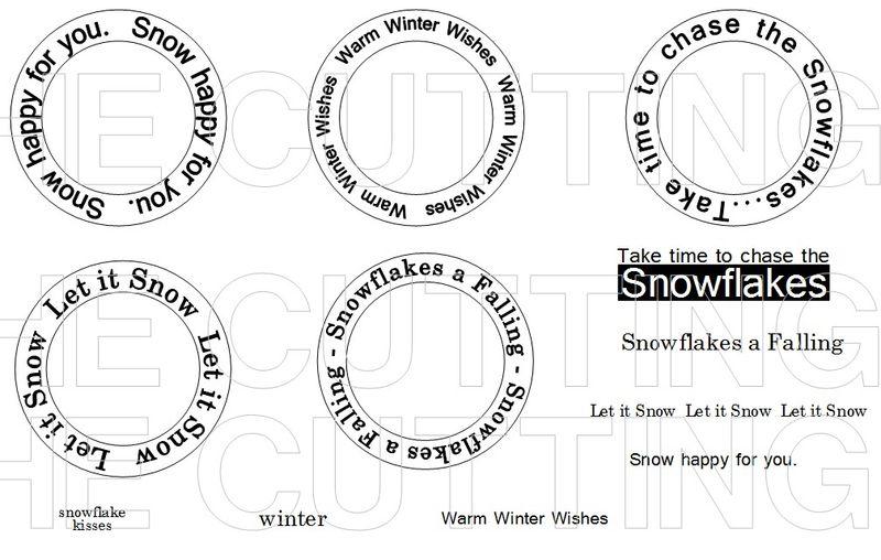 FUN WITH SNOWFLAKES