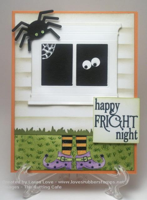 Happy FRIGHT night  Laura Love  - Halloween Time