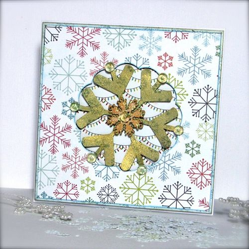 Snowflake Liliya Rytsar - Snowflake kisses box set