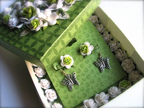 Jewelry Box  Liliya Rytsar - Jewelry holder set