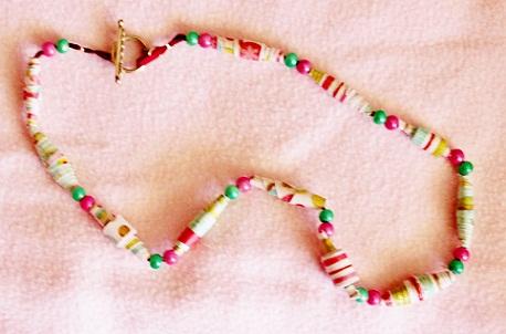 Paper beads set  Penny Shurberg - Paper beads set