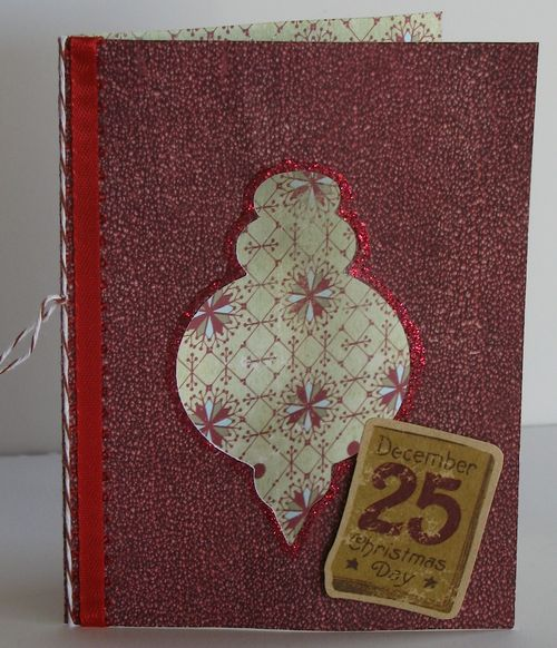 25 Kerys Sharrock - Christmas ornament fun
