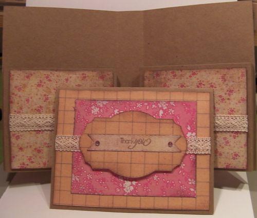 Card set  Rhonda Zmikly - Greeting card folder 1
