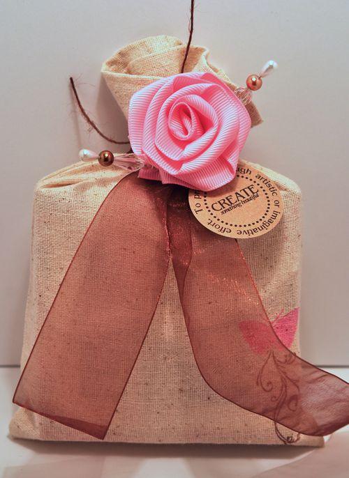 Create pink bag 1
