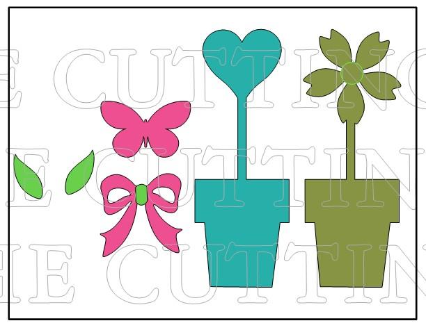 TALL FLOWERS 1