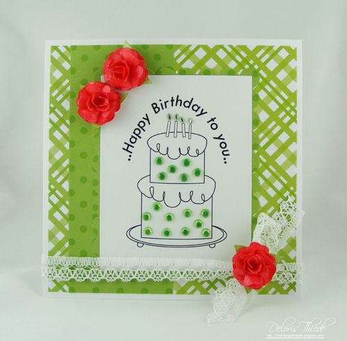 Happy birthday to you - Deloris Thiede - Birthday fun set