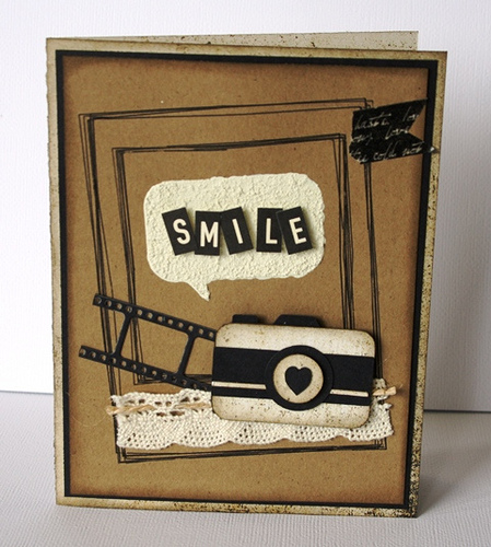 Smile - Carolyn Wolff - Polaroid and Camera fun