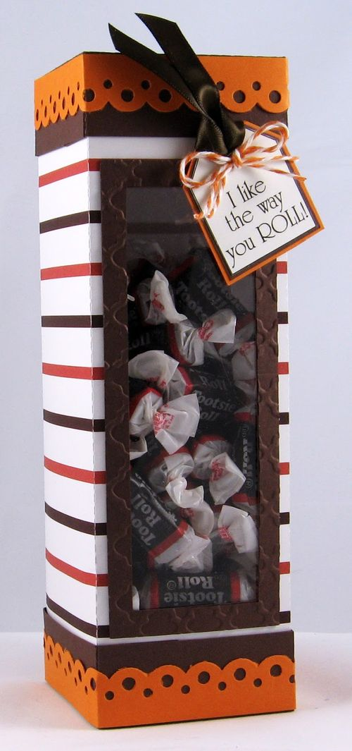 I like the way you roll - Rose Miller - Tall box template