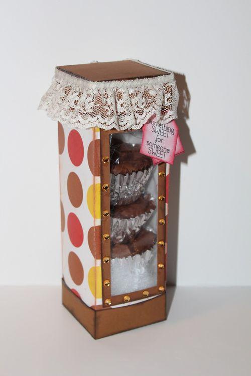 Something sweet - Jeri Moody - Tall box template
